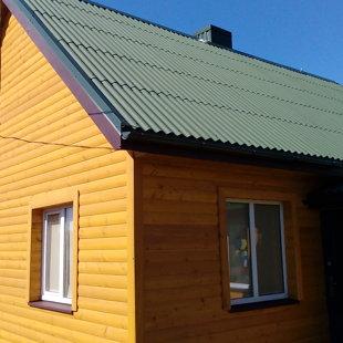 stogo ir fasado renovacija